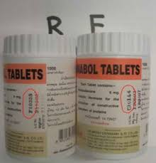 Difference between Fake and Real Steroids