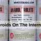 Steroids On The Internet
