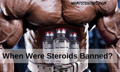 When Were Steroids Banned?