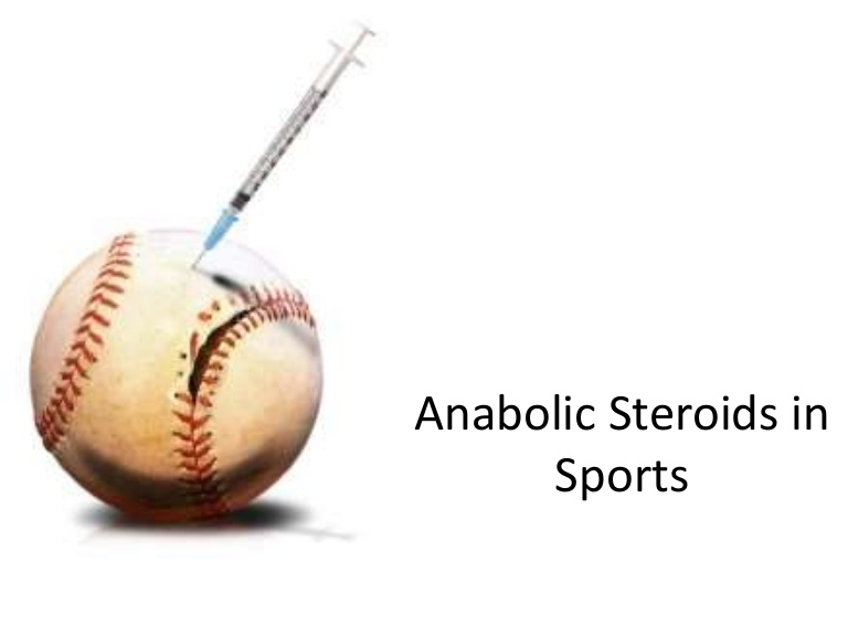 Anabolic Steroids in Sports