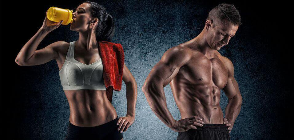 Do Anabolic Steroids Change Both Men and Women?