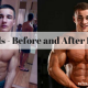 Steroids - Before and After Pictures