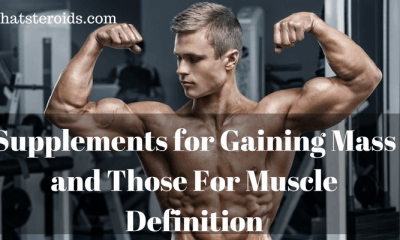 Supplements for Gaining Mass and Those For Muscle Definition
