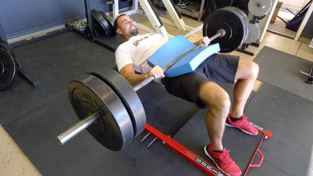 Barbell Pad Extension: