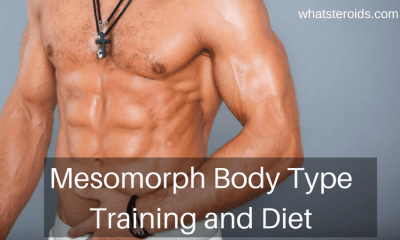 Mesomorph Body Type: Training and Diet