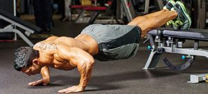 Push-ups For Building Muscle