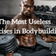 The Most Useless Exercises in Bodybuilding