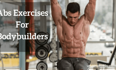 Abs Exercises For Bodybuilders