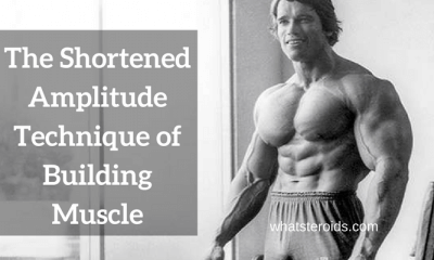 The Shortened Amplitude Technique of Building Muscle