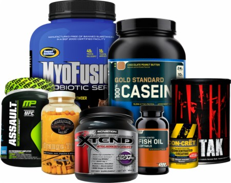 Supplements and steroids: what to choose?
