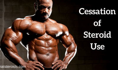 Cessation of Steroid Use