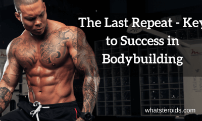 The Last Repeat - Key to Success in Bodybuilding