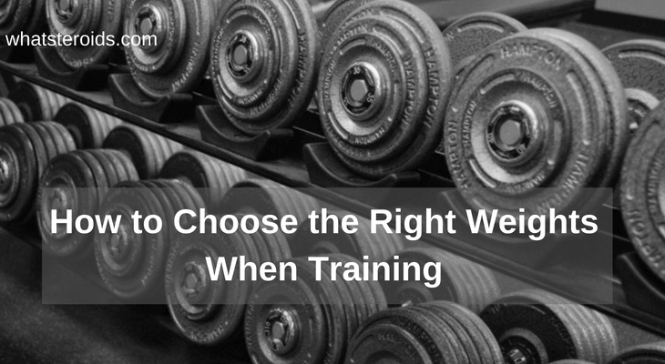 How to Choose the Right Weights When Training