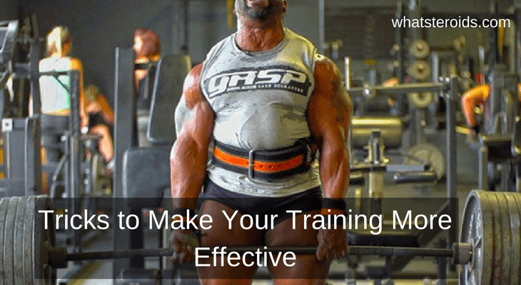 Tricks to Make Your Training More Effective