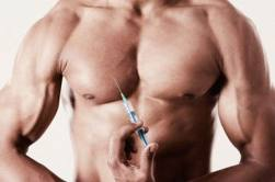 Maintaining the muscle mass after a cycle of steroids