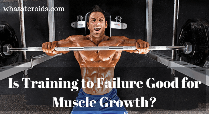 Is Training to Failure Good for Muscle Growth?
