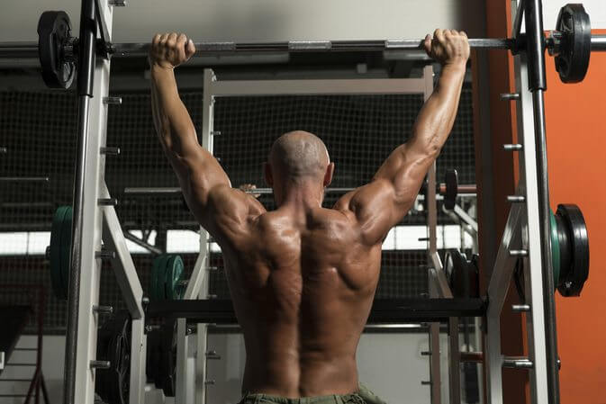 Substitutes of Anabolic Steroids