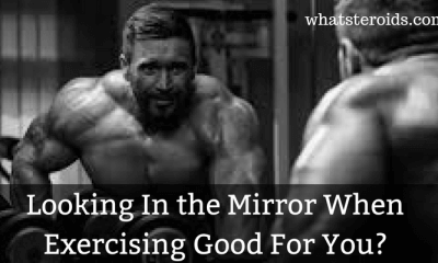 Is Looking In the Mirror When Exercising Good For You?