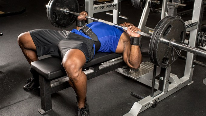 Bench Press for Gaining Strength and Mass