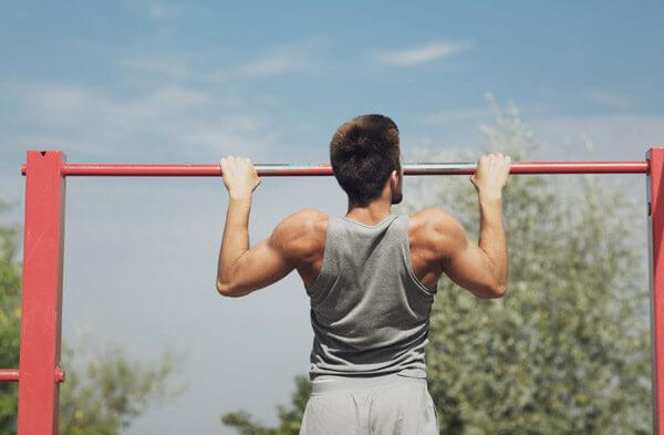 Exercises On The Horizontal Bar For Building Strength