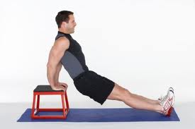 bodyweight exercises-dips