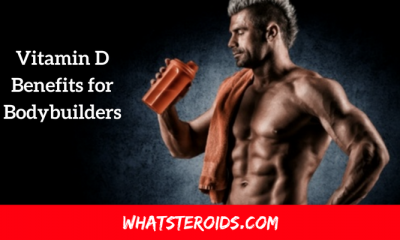 Vitamin D Benefits for Bodybuilders