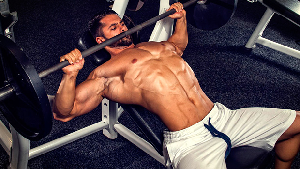 Setting Bench Press