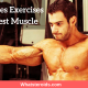Butterflies Exercises For Chest Muscle