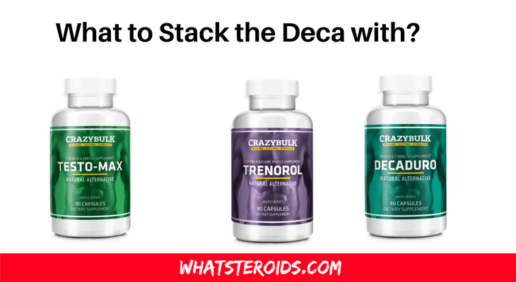 What to Stack the Deca with?