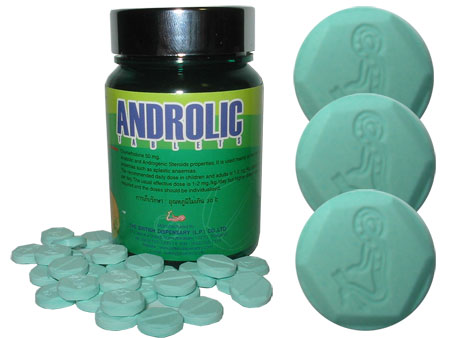 anadrol stack with anavar