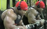 bodybuilding and music