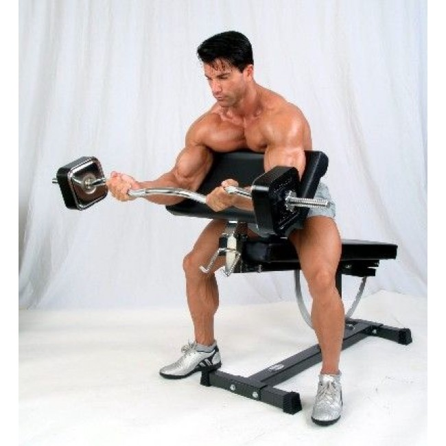 Are Preacher Bench Curls Safe Exercises?