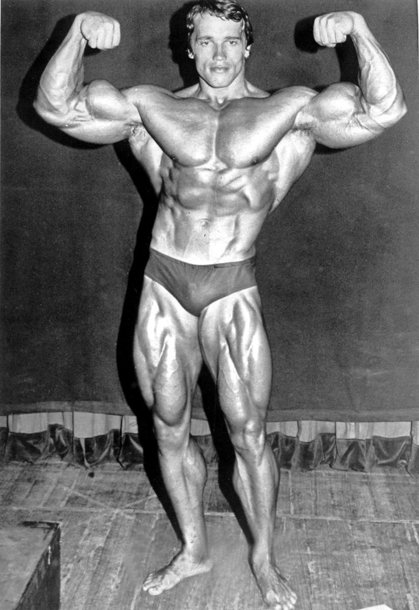 How arnold schwarzenegger became the worlds best bodybuilder what arnold schwarzenegger malvernweather Image collections