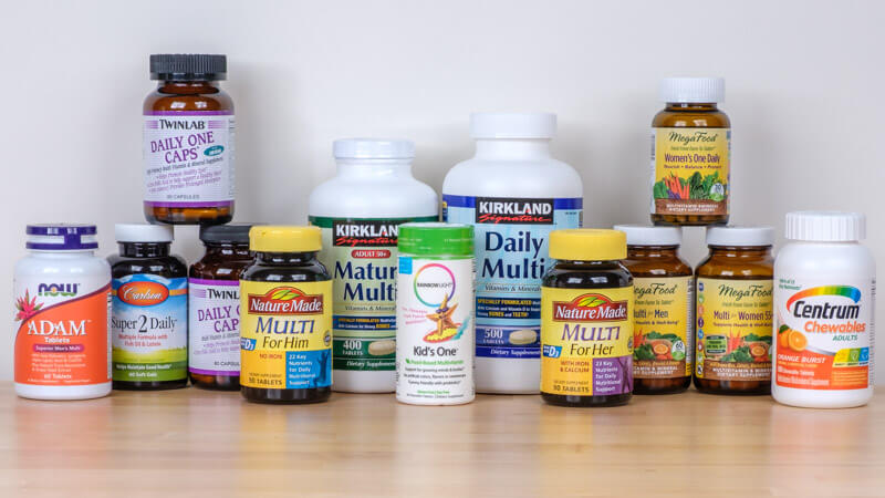 How to Get the Right Multivitamin: