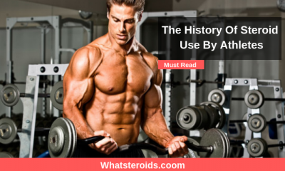 The History Of Steroid Use By Athletes