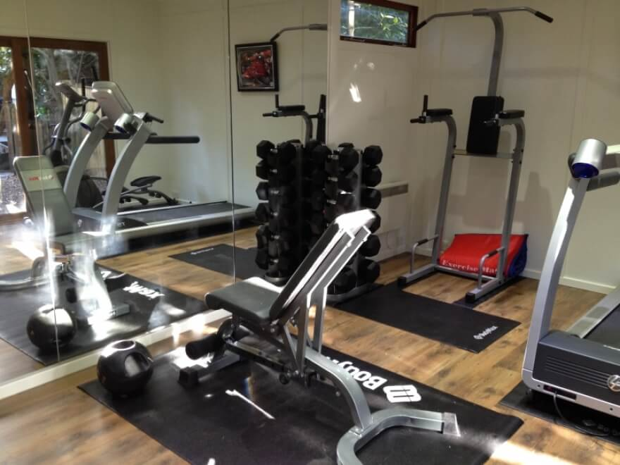 Creating Your Own At Home Gym: