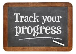 You aren't tracking your Progress