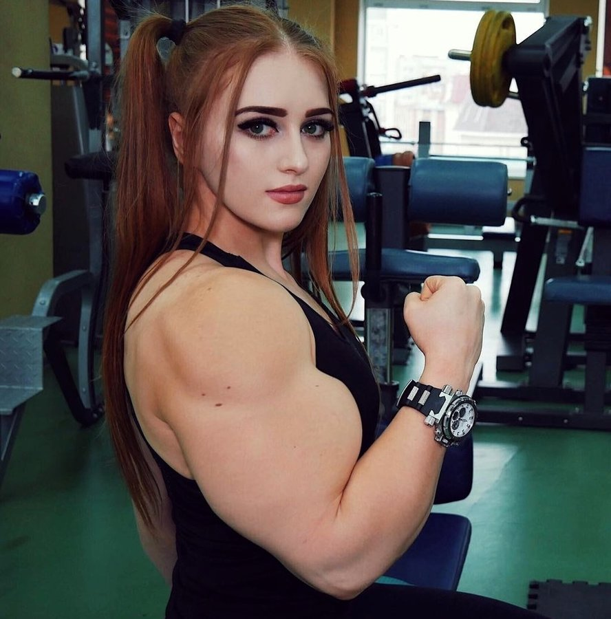 Women and Bodybuilding: