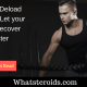 Take a Deload Week to Let your Body Recover Faster
