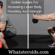Goblet Squats For Increasing Lower Body Flexibility And Strength