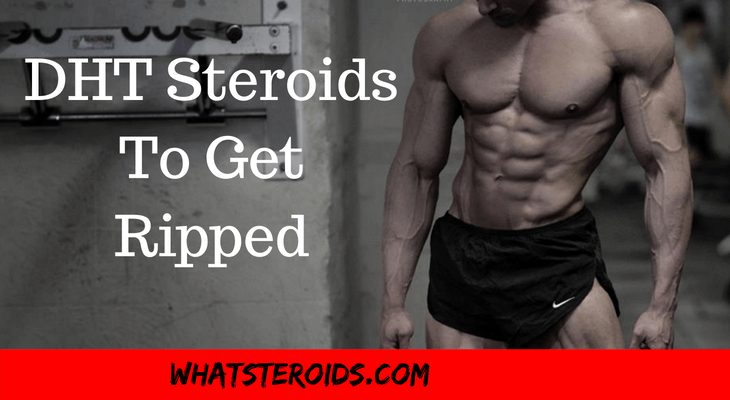 DHT Steroids To Get Ripped