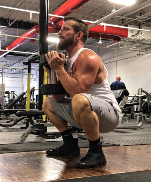 When to do Goblet Squats: