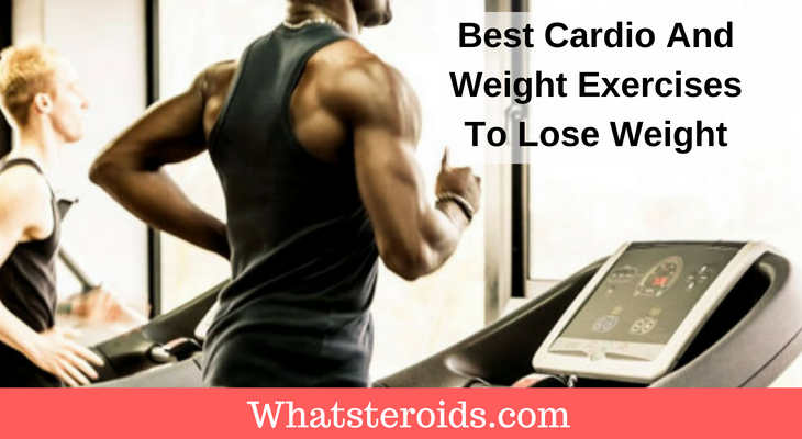 Best Cardio And Weight Exercises To Lose Weight