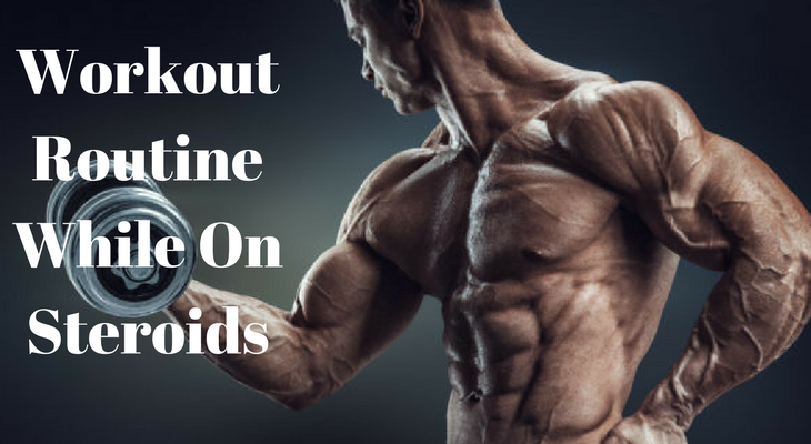 Workout Routine While On Steroids