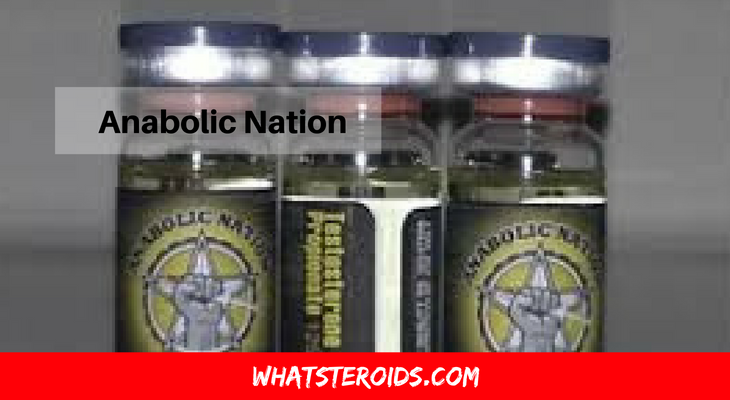Anabolic Nation