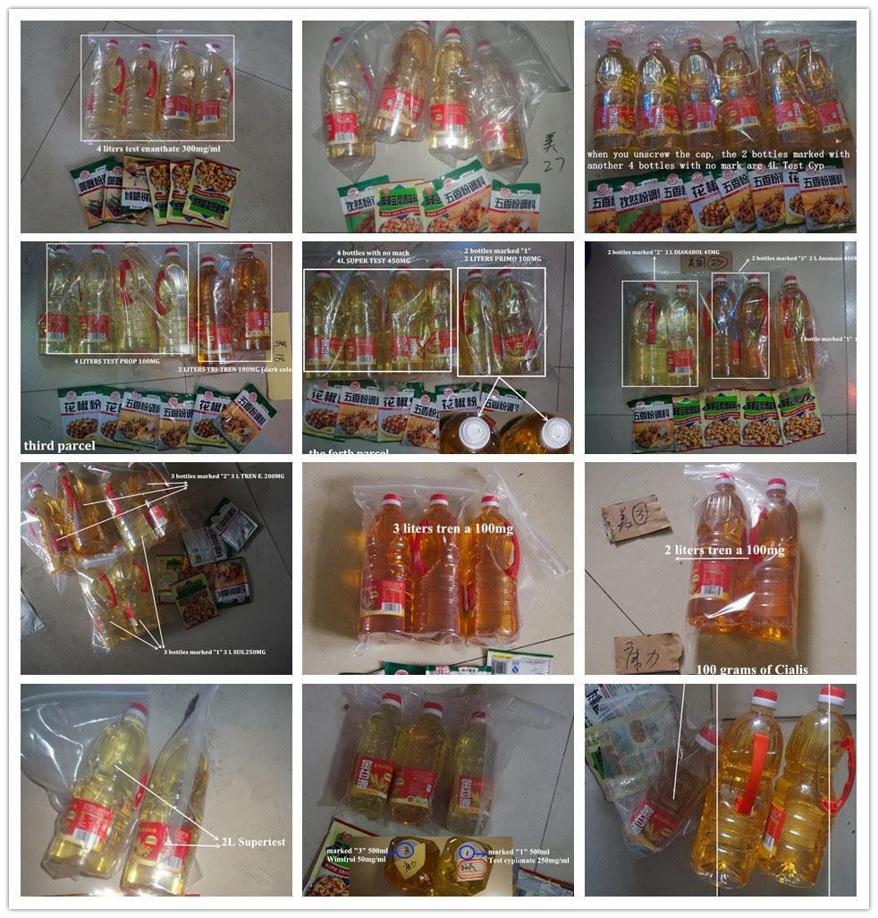 China suppliers pack