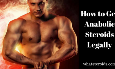 How to Get Anabolic Steroids Legally