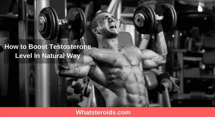 How to Boost Testosterone Level In Natural Way