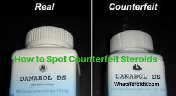 How to Spot Counterfeit Steroids