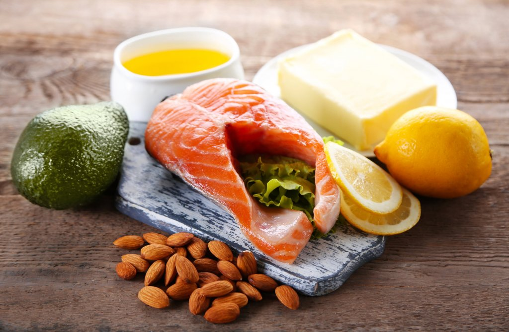 Consume more Good Fats